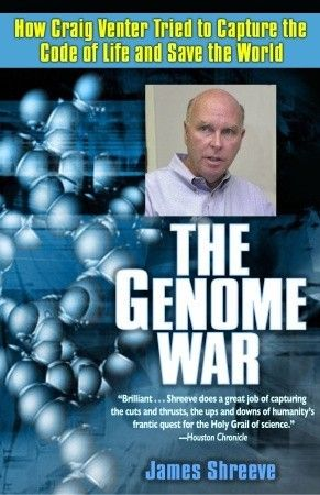 62 best popular science images on pinterest the ojays appliance the genome war how craig venter tried to capture the code of life and save the world a book by james shreeve fandeluxe Image collections