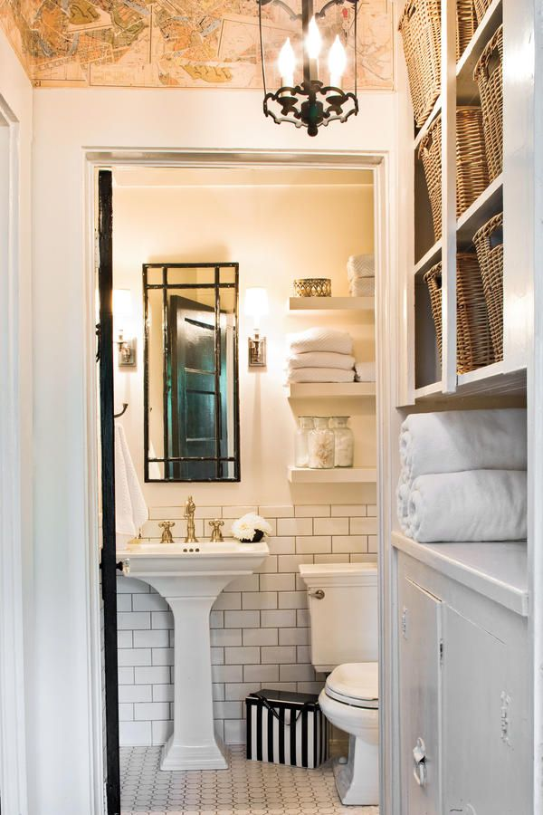 7 Basement Ideas On A Budget Chic Convenience For The Home: Best 25+ Small Cottage Bathrooms Ideas On Pinterest
