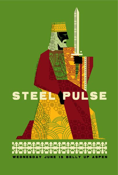 Band steel pulse