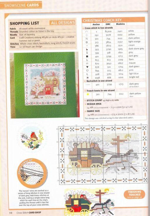 Gallery.ru / Фото #24 - Cross Stitch Card Shop 38 - WhiteAngel
