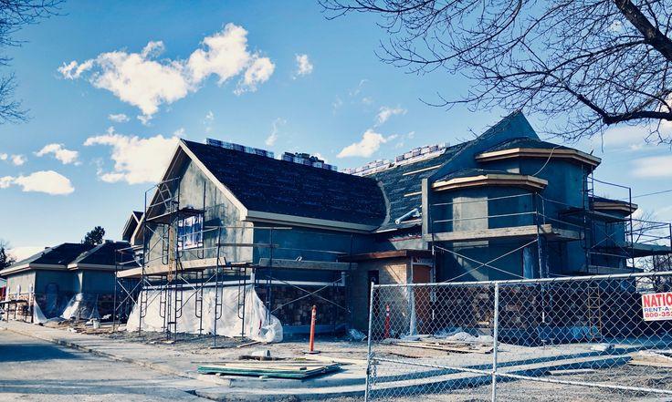 Building update Feb. 18, 2018 Forgiveness Sunday St. Spyridon Orthodox Church Loveland Colorado
