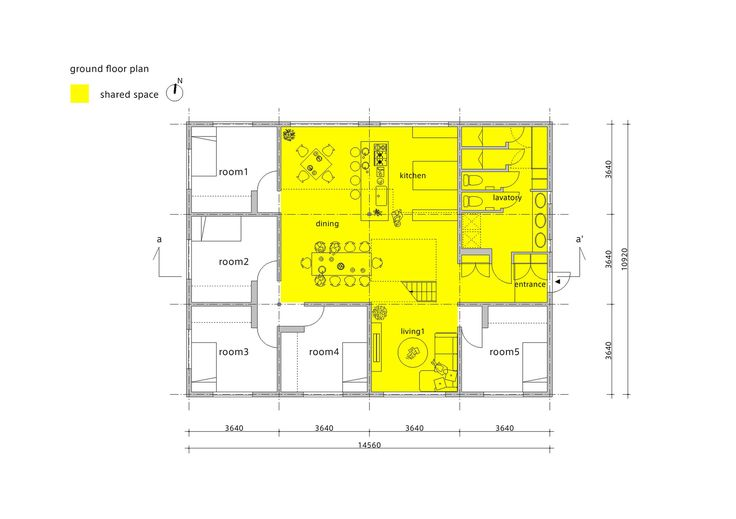 LT Josai,Floor Plan