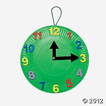 clock/visual
