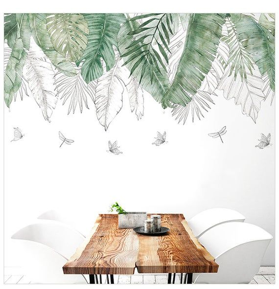 This Is Peel And Stick Wall Decal You Can Just Stick On Your Wall Is Ok Please Keep Your Wall Clean And Smooth Before Sticki Wall Decals Cleaning Walls Wall
