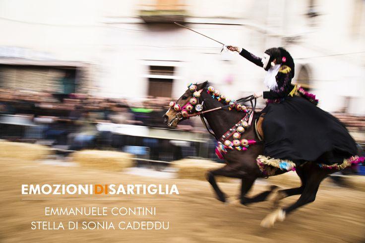 Stella di Sonia Cadeddu - Emmanuele Contini  #sartiglia #emozionidisartiglia #oristano