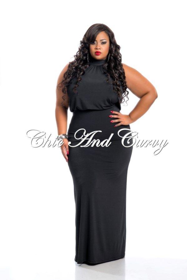 Maxi floor length dresses