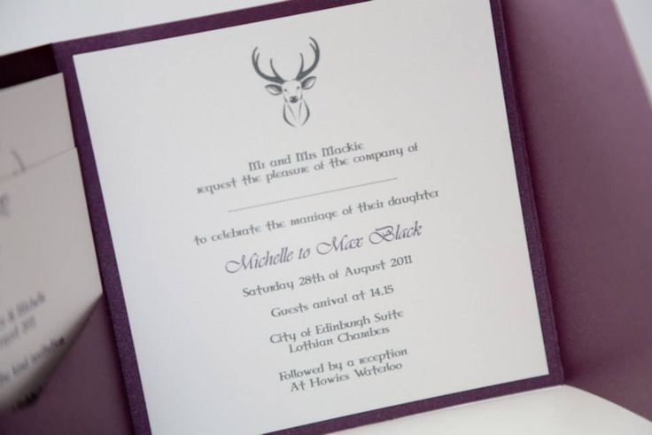 Angelfins Wedding Stationery at www.edinburghbridesweddingguide.com