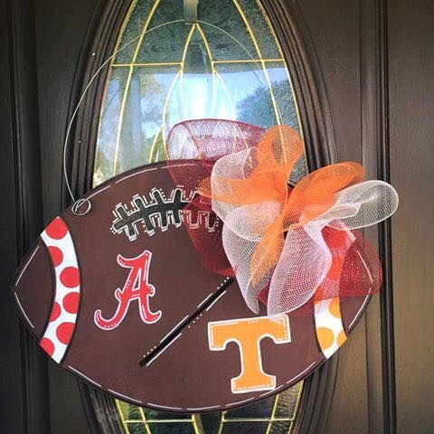 house divided; tennessee; alabama; football; fall