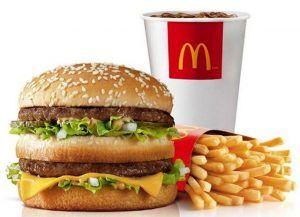 Daftar Harga Burger di McD