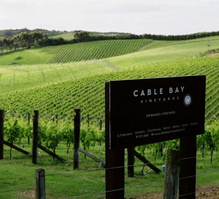 Cable Bay Home Vineyards