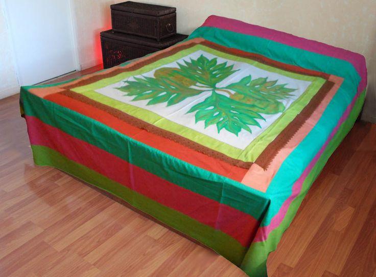 1000 ideas about couvre lit on pinterest couvre lits. Black Bedroom Furniture Sets. Home Design Ideas
