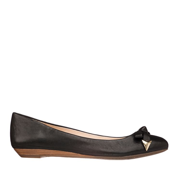 TS LOUISE ET CIE BALLERINA WITH GOLD TIPS