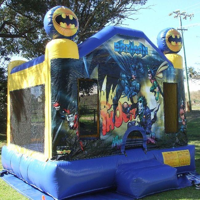Batman bouncy castle  #bouncycastles #inflatablecastles #toys