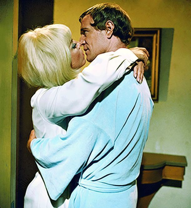 Doris Day Richard Harris Caprice 1967 Doris Day Movies
