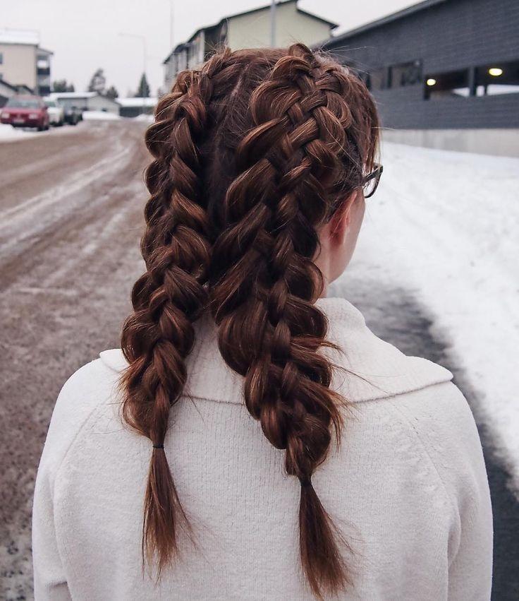 cool 30 Cool Dutch Braid Ideas -- Versatile and Exotic Hair Trends