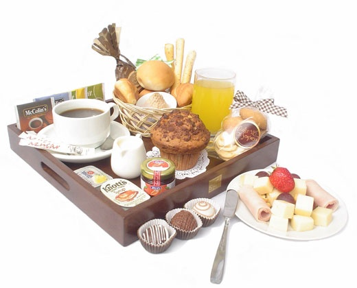 Desayuno Gourmet #desayunos #DulceSorpresaPeru