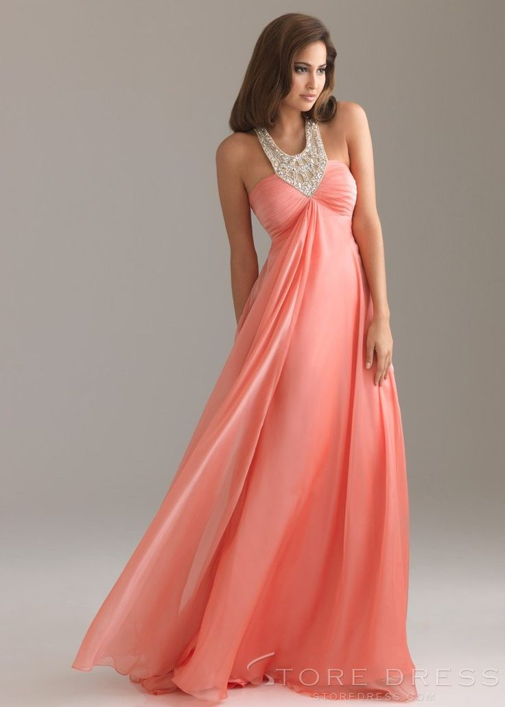 Sexy A-Line Beading Prom/Evening Dress at Storedress.com
