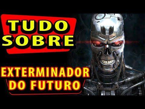 O EXTERMINADOR DO FUTURO 2: GEORGE LUCAS & O T-1000 - Tudo Sobre o Filme #03 - YouTube