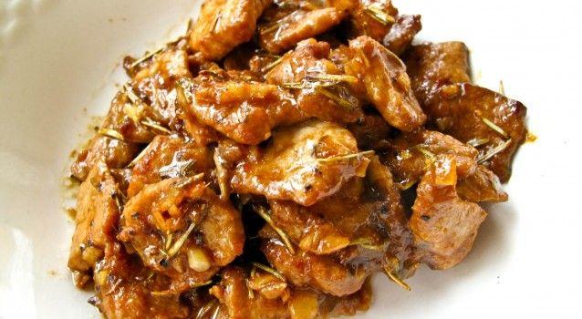 Χοιρινό με μουστάρδα, μέλι και μπύρα. Μια συνταγή για έναν ωραίο κρασομεζέ που με ρύζι ή πατάτες τηγανιτές γίνεται και..