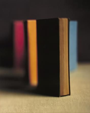 Victor Schrager, Untitled #30, 2004  [Explore DOF with pencils OR develop into using books ]