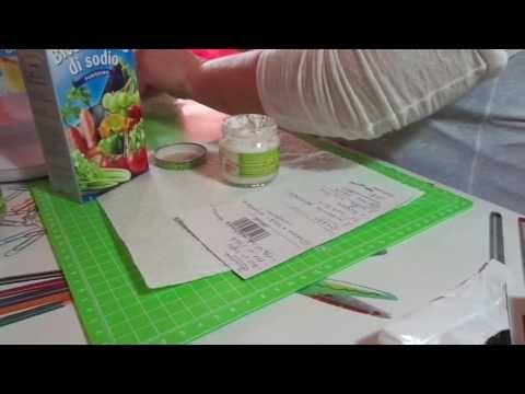 Pasta da struttura fatta in casa/ Tutorial - YouTube