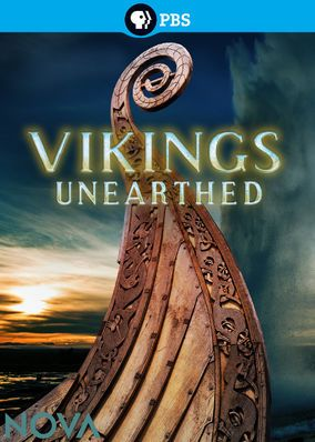 Vikings Unearthed (2016)    Archaeologist Sarah Parcak follows clues to early Viking explorations and discusses just what these notoriously fierce warriors were really like.