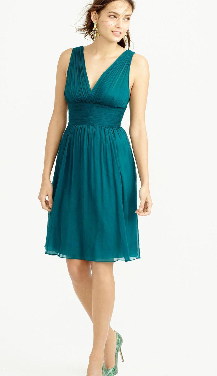 J.Crew Green Evening Dresses – fashion dresses