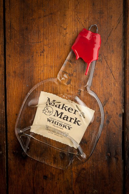 25 Best Images About Makers Mark Bottle Ideas On Pinterest