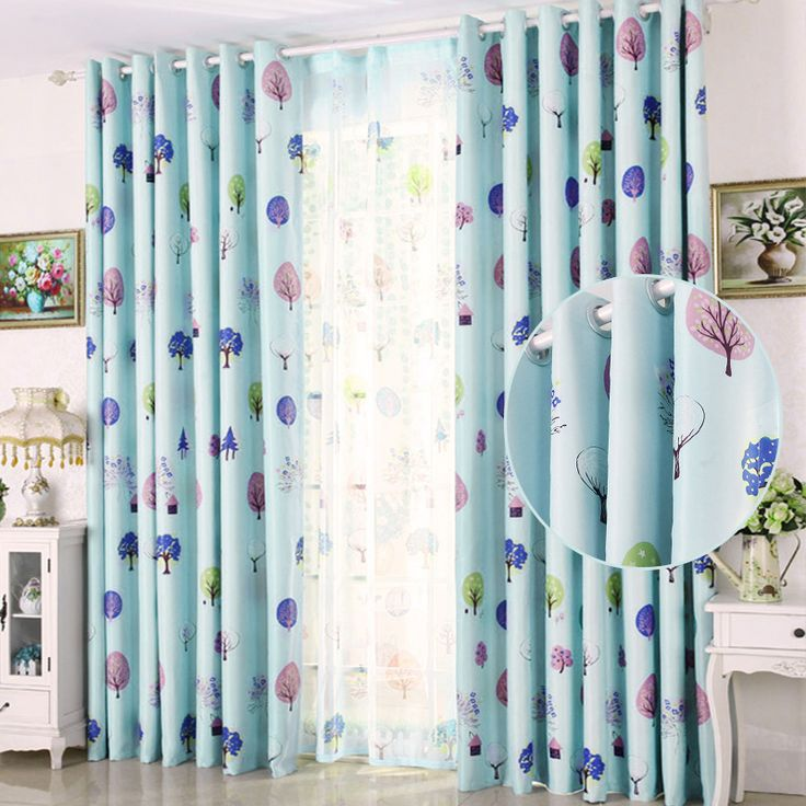 Cartoon Trees Curtains For Kids Boys Bedroom Blinds Linen: Best 25+ Kids Window Treatments Ideas On Pinterest
