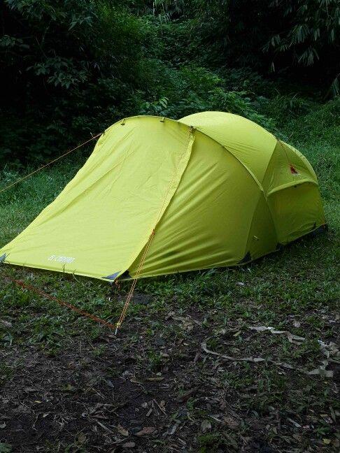 El Capitan, 4P 3seasons tent from Merapi Mountain, the tent maker www.merapimountain.com