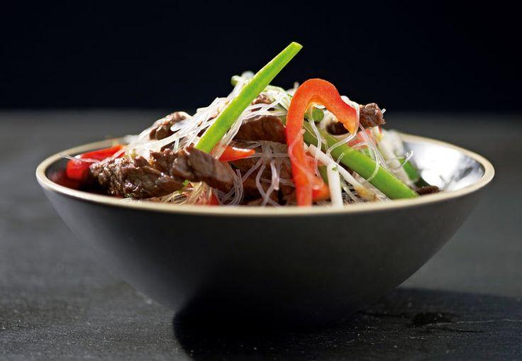 Recept: Nötkött i sötsur chili | Aktiv Träning