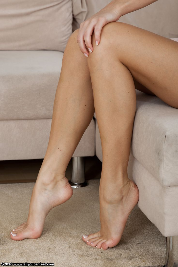 Hot blonde Arch foot fetish god how