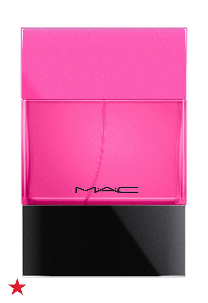 New MAC Shadescents perfumes are inspired by your favorite lipstick colors. The Candy Yum-Yum fragrance is sweet and fruity with notes like cotton candy. Yum-Yum, for sure! Pick up a bottle and a tube of lipstick at Macy's.