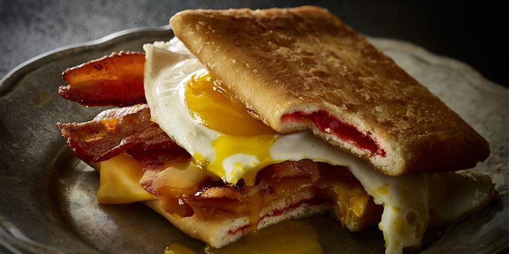 Bacon Toaster Strudel™ Sandwich