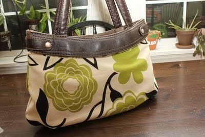 Make your own Thirty One Purse Skirt!