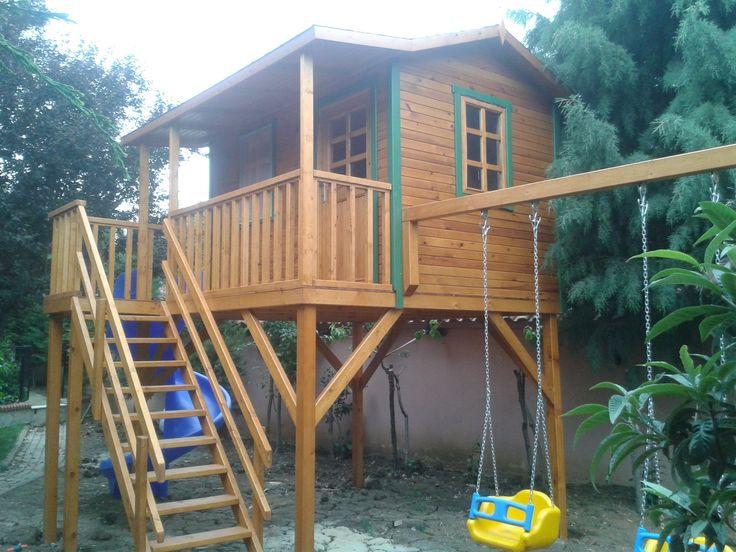 Çocuk Oyun Evleri : Çocuk Oyun Evi - emirhan villa Yalıtımlı