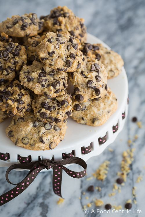 Chocolate chip forgotten cookie recipes