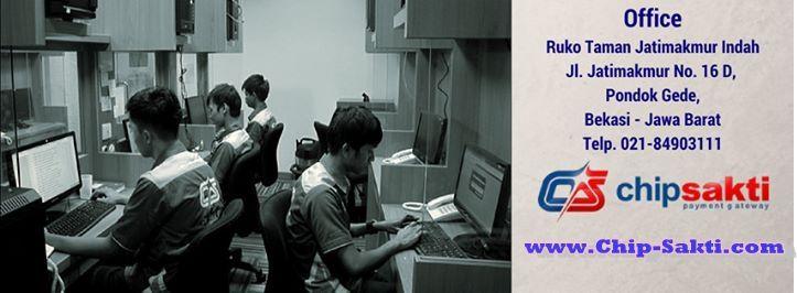 BISA DATANG LANGSUNG KE KANTOR  ATAU DEPOSIT VIA TRANSFER BANK http://www.chip-sakti.com/cara-deposit
