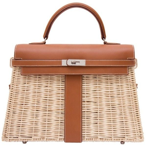 HERMES: PICNIC Kelly Bag