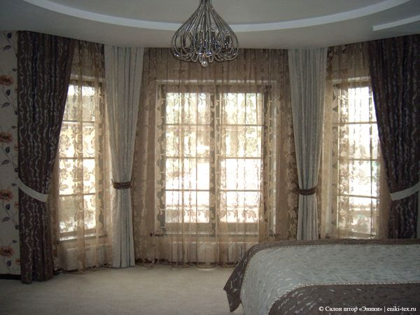 Какие бывают шторы?http://www.eniki-tex.ru/catalog/blinds/
