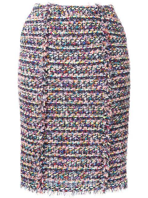 Купить Coohem твидовая юбка 'Vimar'.