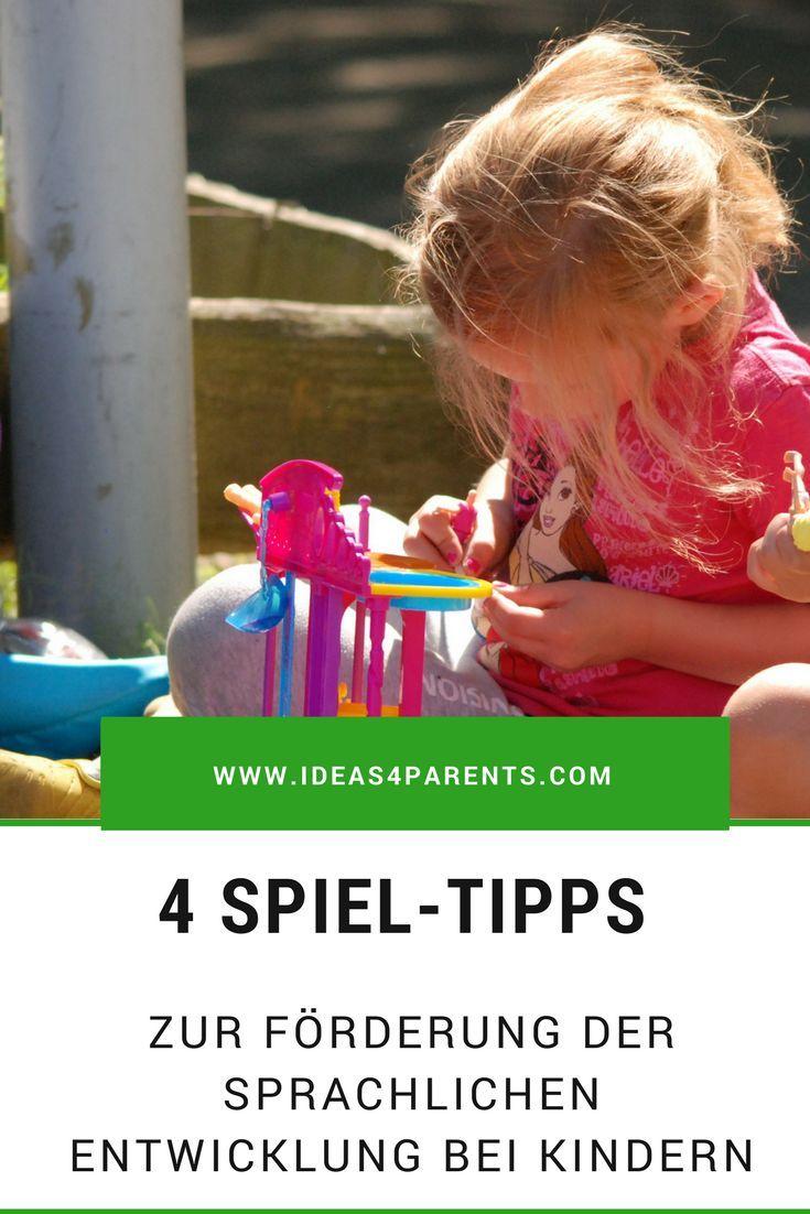 4 Spiel Tipps Zur Förderung Der Sprachlichen Entwicklung Bei Kindern