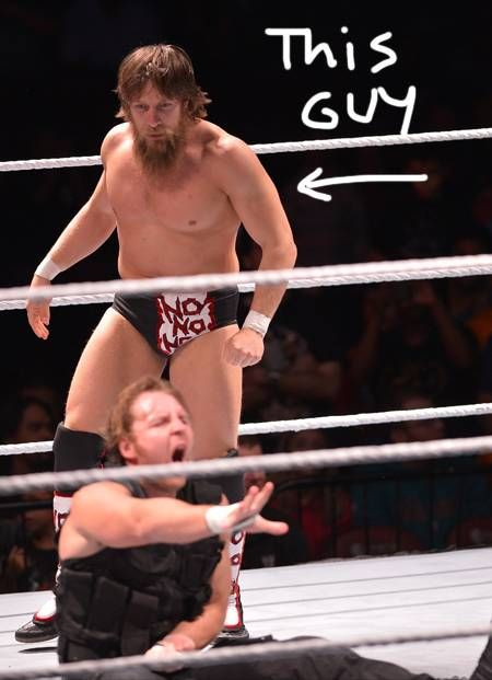 17 Best images about WWE Daniel Bryan on Pinterest | Raw ...