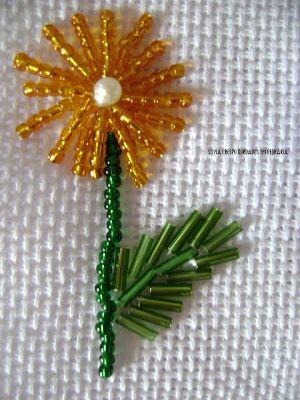 BORDADO EN jeweled: BORDADO HECHO POR MÍ