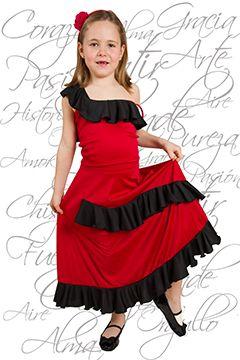 "Kids Flamenco Skirt ""Volante"" from just £24.99! http://www.ambienteflamenco.com/shop.php"