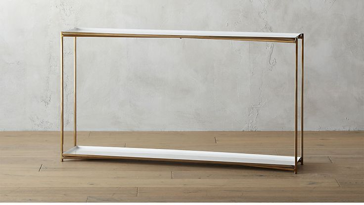 cleo console table | CB2