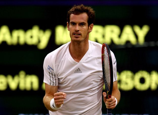 I got Andy Murray! Who Is Your Wimbledon Match? ha is it me or does he look like a weaselll