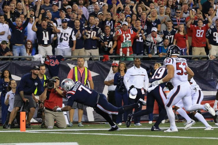 Final Score: New England Patriots 27 - Houston Texans 0 | masslive.com