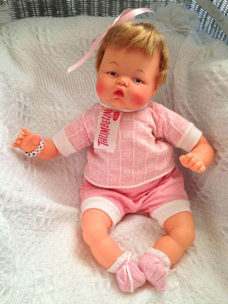 Vintage Thumbelina Dolls 88