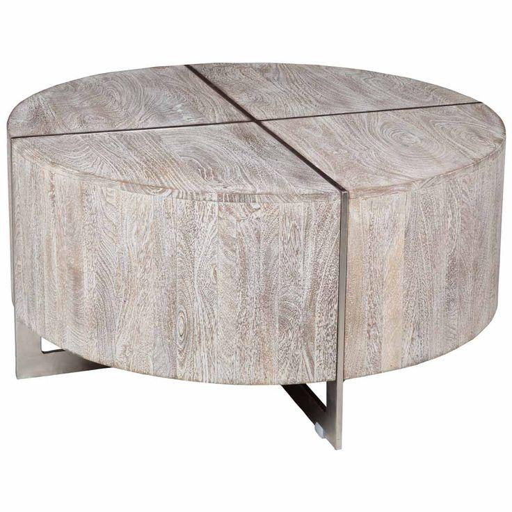 Desmond Round Coffee Table
